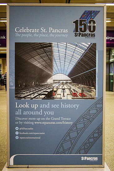 DSC 0615 - St Pancras heads for 150th anniversary