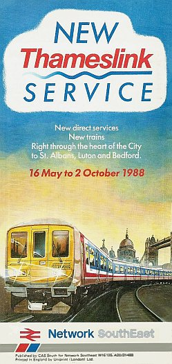 nse1988 - Thameslink's 30th Anniversary