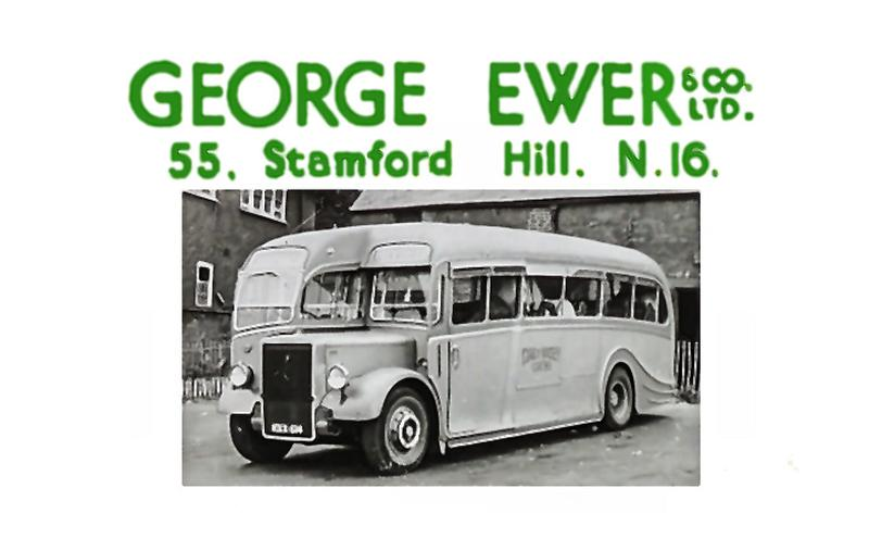 ewertitle - Ewer's Grey-Green Coaches
