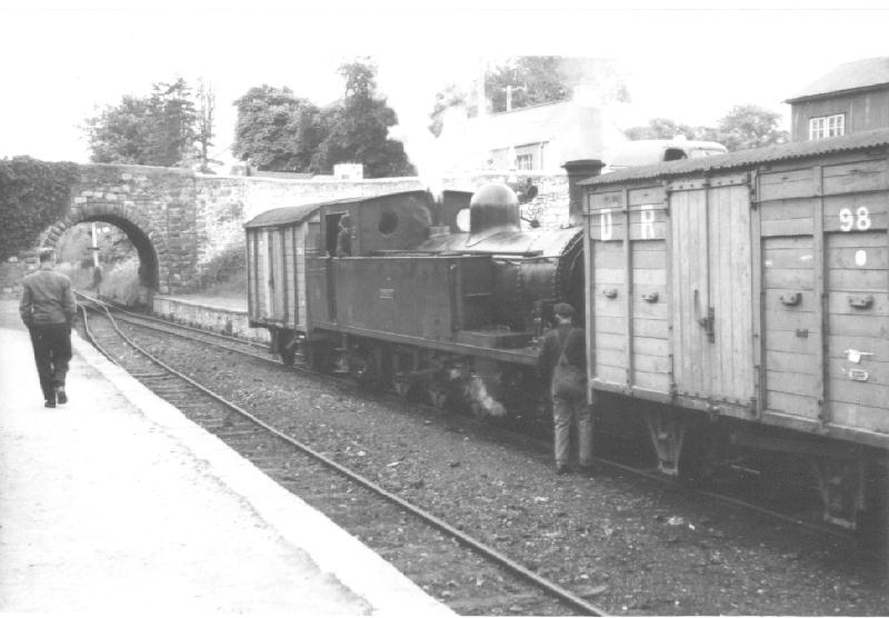 Castlefin3 - The County Donegal Railways