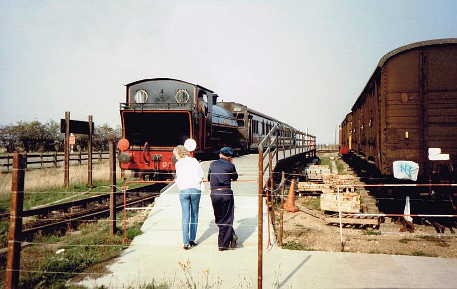 01011246B - Whatever happened to the North Downs Railway?