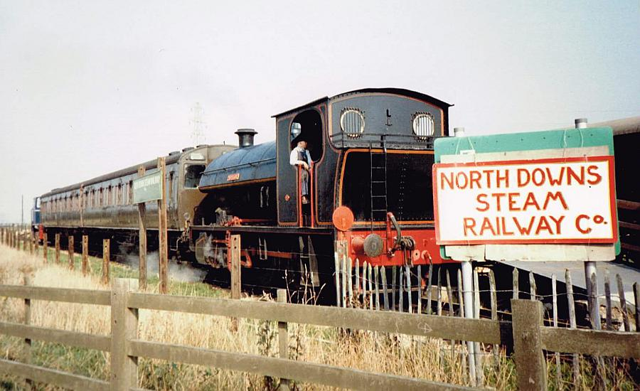 01011246C - Whatever happened to the North Downs Railway?
