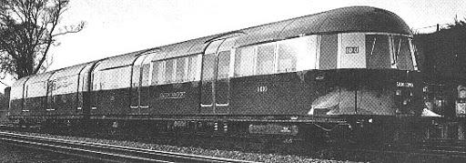 1935works - That streamlined tube train!