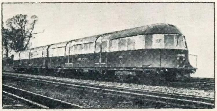 blueband1954 - That streamlined tube train!