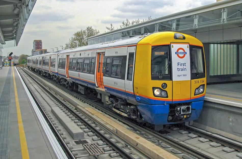 IMG 0718 - The East London Line: Ten years on...