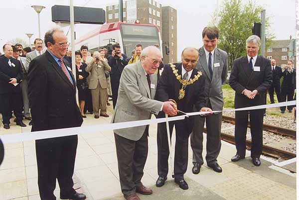 Launch 4 - Croydon Tramlink 20th Anniversary