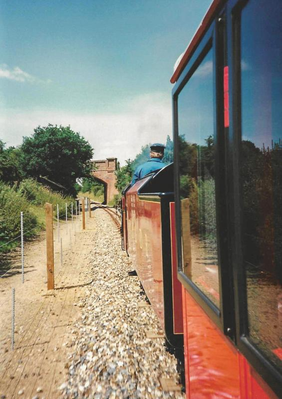 bvr122b - The Bure Valley Railway