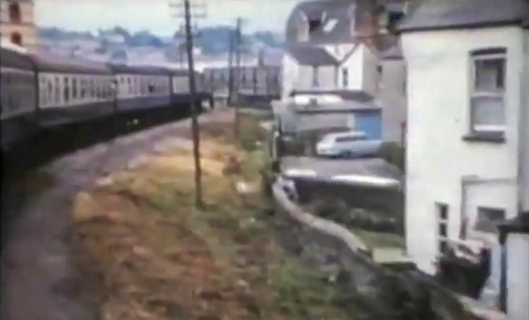 sticklepath1970 - Trains no more across the River Taw #2